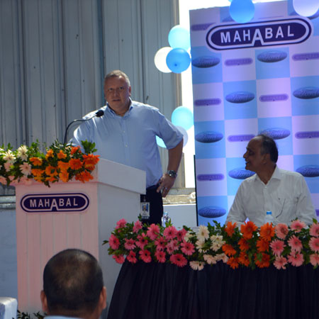 Mahabal Metals Plant Inauguration