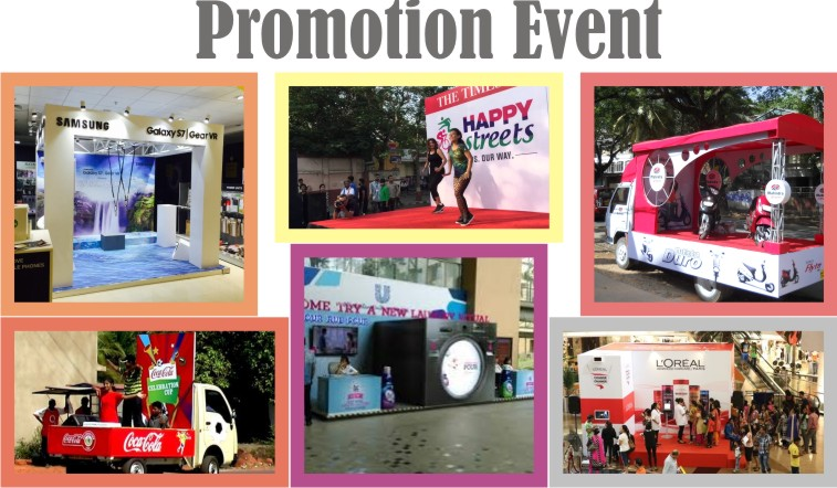 road shows, brand launch, brand promotion, product launch, product promotion, site launch, press conference